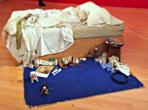 My Bed. Tracey Emin 1998